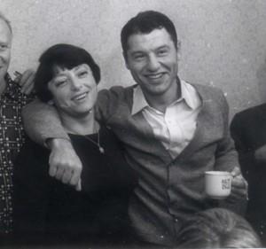 Нина и Александр Воронель | Nina and Alexander Voronel