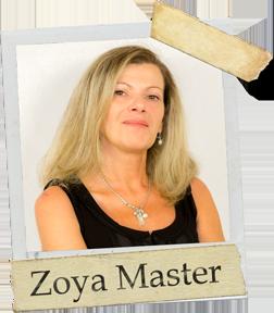 Зоя Мастер, Zoya Master